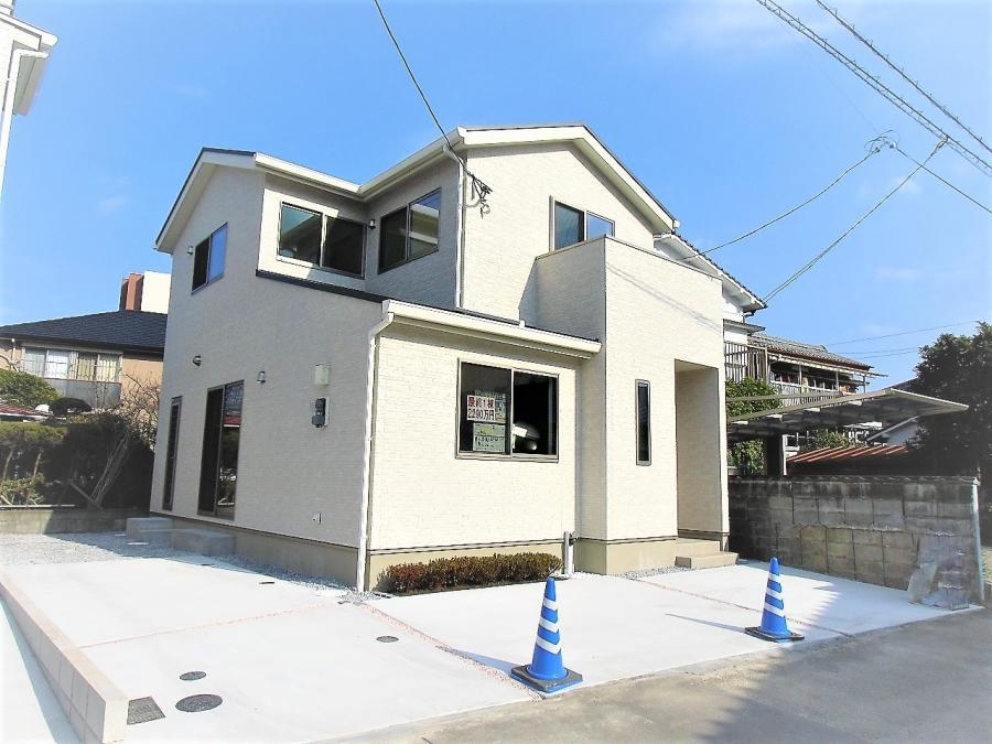 宮崎市花ヶ島町の新築 A棟 4LDKでオール電化
