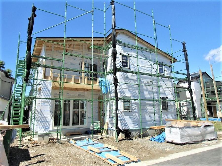 宮崎市小松の新築 サーファーズハウス